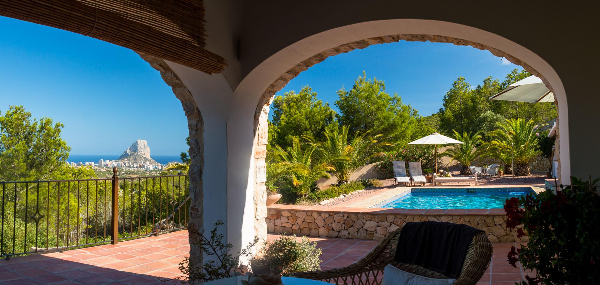 Casas y Apartamentos de Vacaciones Calpe - Travel del Mar