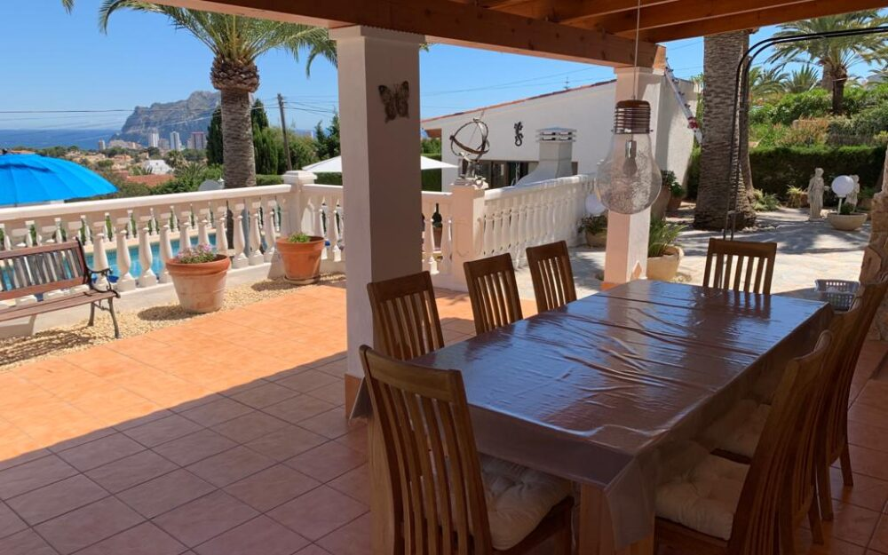 Holiday Home Casa Palmera 4p