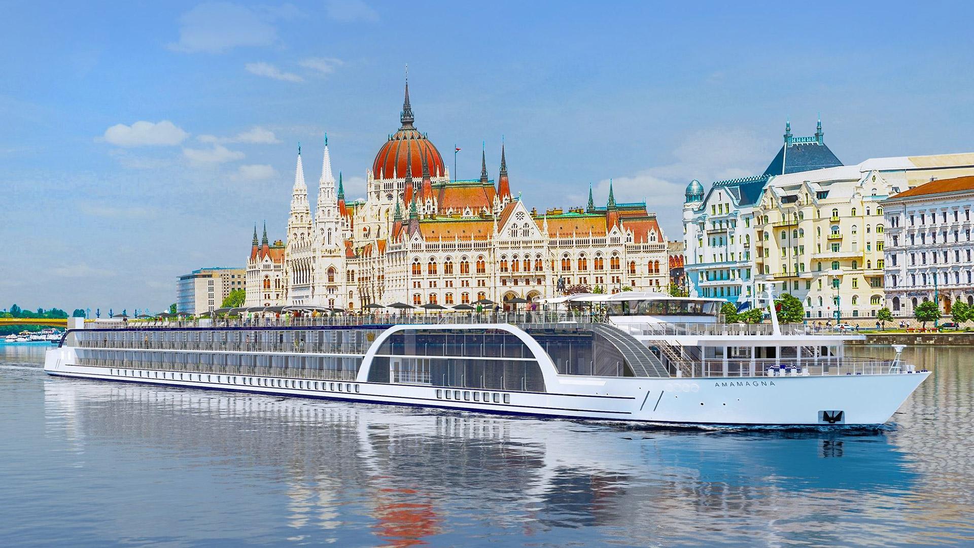 cruceros fluviales con Travel del Mar