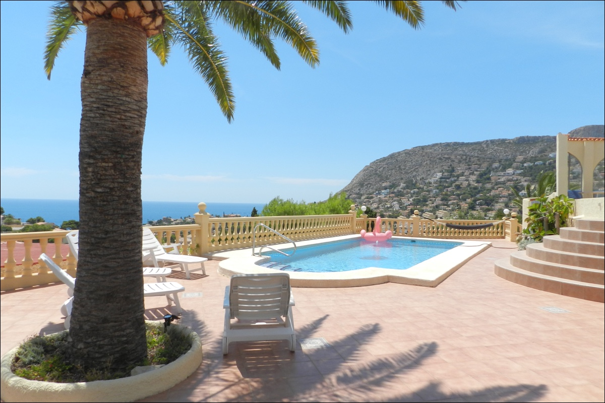 "Holiday Home in Calpe ""Casa Sueño"""
